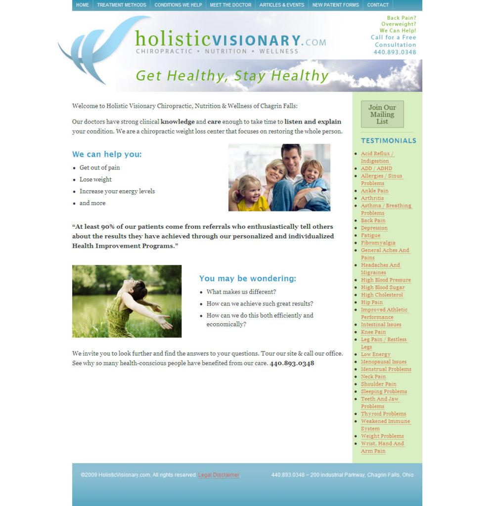 holisticvisionary