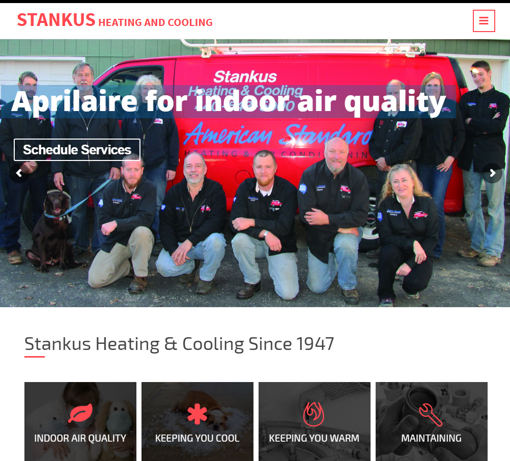 Stankus Heating & Cooling