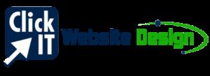 Click IT Website Design Logo