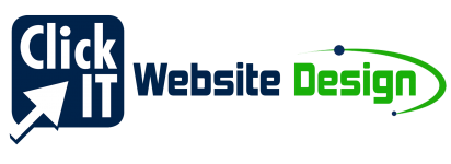 Click IT Website Design Logo