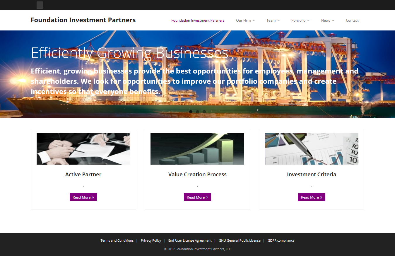 Foundation Investment Partners
